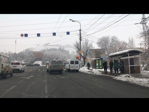 Yerevan,09.01.17, Video-1, Depi Erebuni