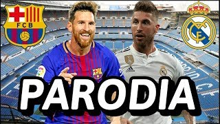 Canción Real Madrid vs Barcelona 0-1 (Parodia Despacito - Luis Fonsi ft. Daddy Yankee) Video