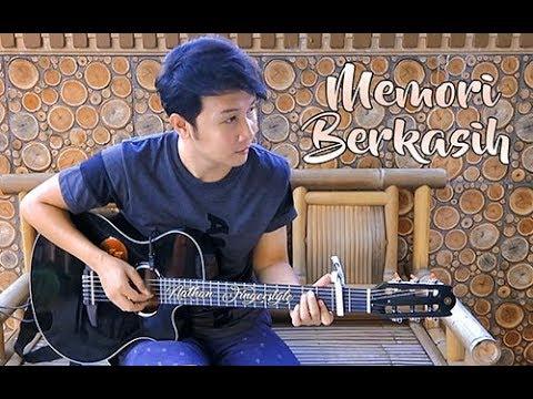 (Siti Nordiana & Achik Spin) Memori Berkasih - Nathan Fingerstyle | Guitar Cover
