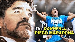The Tragic Story of Diego Maradona