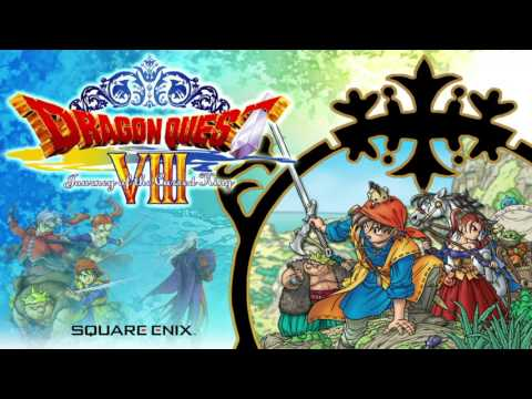 Dragon Quest VIII: Journey of the Cursed King Music - Heavenly Flight (Extended)