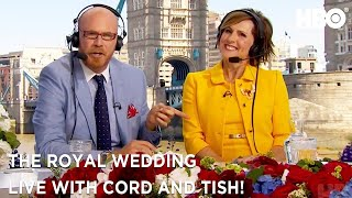 '3 Rules For A Lasting Marriage'   The Royal Wedding Live with Cord & Tish   HBO