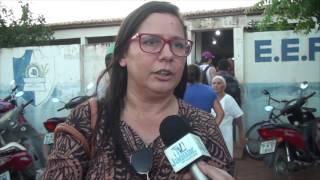 Fátima Holanda Secretaria de Educação indica a posição ser adotada pra não fechar a Escola do Tomé