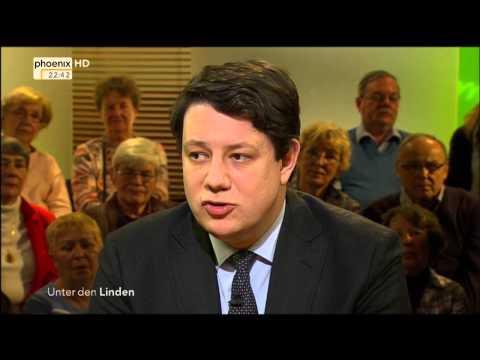 """""""Putins Griff nach Westen"""" - Unter den Linden vom 17.03.2014"""