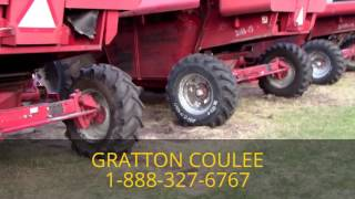 gratton coulee agri parts ltd 2188 2388 ih case combines