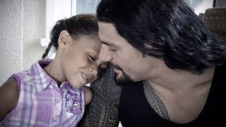 Behind-the-scenes of the WWE & Ad Council's Fatherhood PSA's