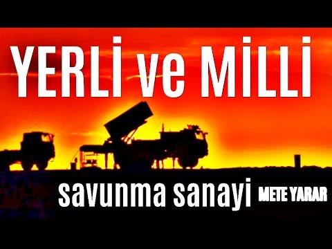 SAVUNMA SANAYİ SON DURUM - M. YARAR
