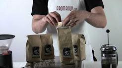Best Gourmet Coffee Beans: Ethiopian Yirgacheffe Coffee by Pangeo Coffee