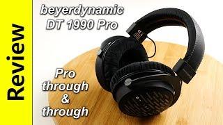 beyerdynamic DT 1990 Pro | Pro through & through