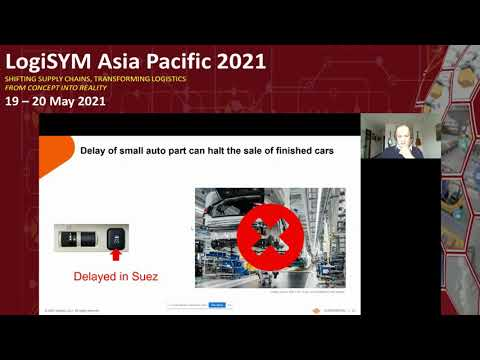 LogiSYM Asia Pacific 2021 | Ocean Visibility: Predict with Intelligence and Analyze with Depth