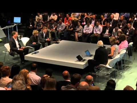 """""""The Great Debate: Single-Screen, Second-Screen or Both?"""" at The TV of Tomorrow Show 2012"""