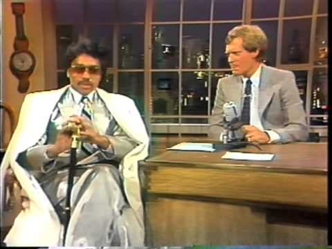 Morris Day on Late Night, August 30, 1984
