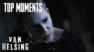 VAN HELSING | Season 4, Episode 7: Dracula Played By Tricia Helfer Rises | SYFY