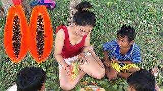 Sweet Papaya for My Kids Nephews || Mommy Saturday
