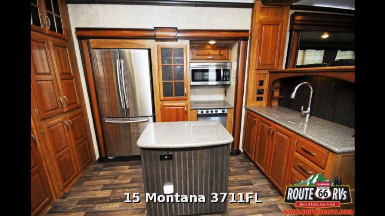 2015 Keystone Montana 3711fl Fifth Wheel Front Living Room In Claremore Ok Youtube
