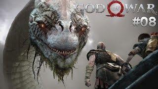 GOD OF WAR : #008 - Die Weltenschlange - Let's Play God of War Deutsch / German