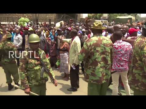 Kenya: Nairobi rejoices as Supreme Court cancels presidential election results