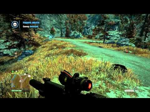 Far Cry 4 - 40 seconds of mayhem
