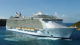 Top 10 Largest Cruise Ships in the World 2016