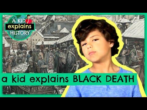 THE BLACK DEATH - A Kid Explains History, Episode 16