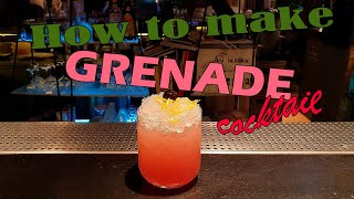 How to make GRENADE by Mr.Tolm…