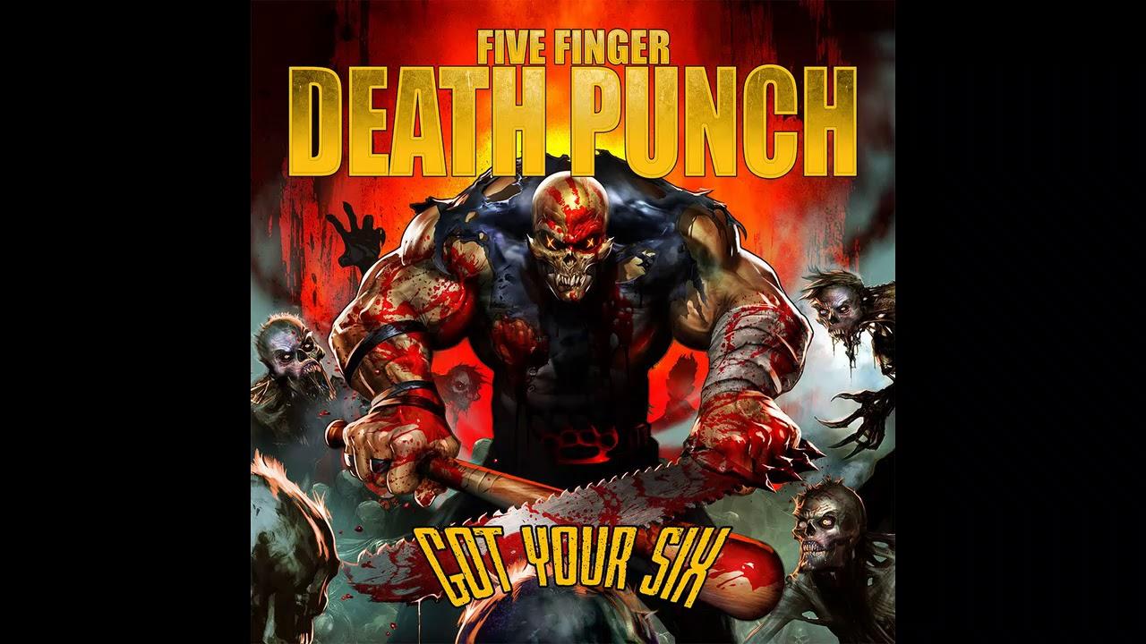 Five Finger Punch Got Your Six Full Al
