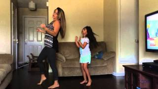 Mother & Daughter whip it nae nae