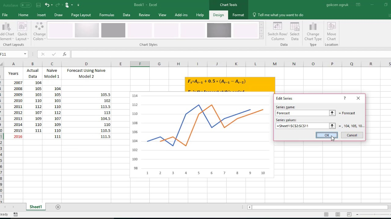 how to make a line graph in excel with multiple lines 2019