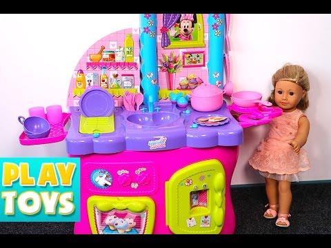 cucina giocattolo minnie - youtube - Cucina Fisher Price