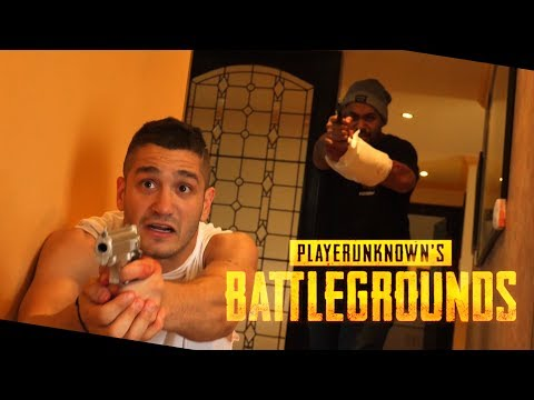 PUBG Battlegrounds Showdown