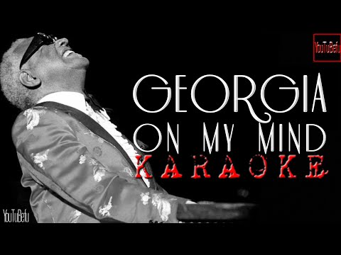 Georgia On My Mind (KARAOKE) Pianoforte