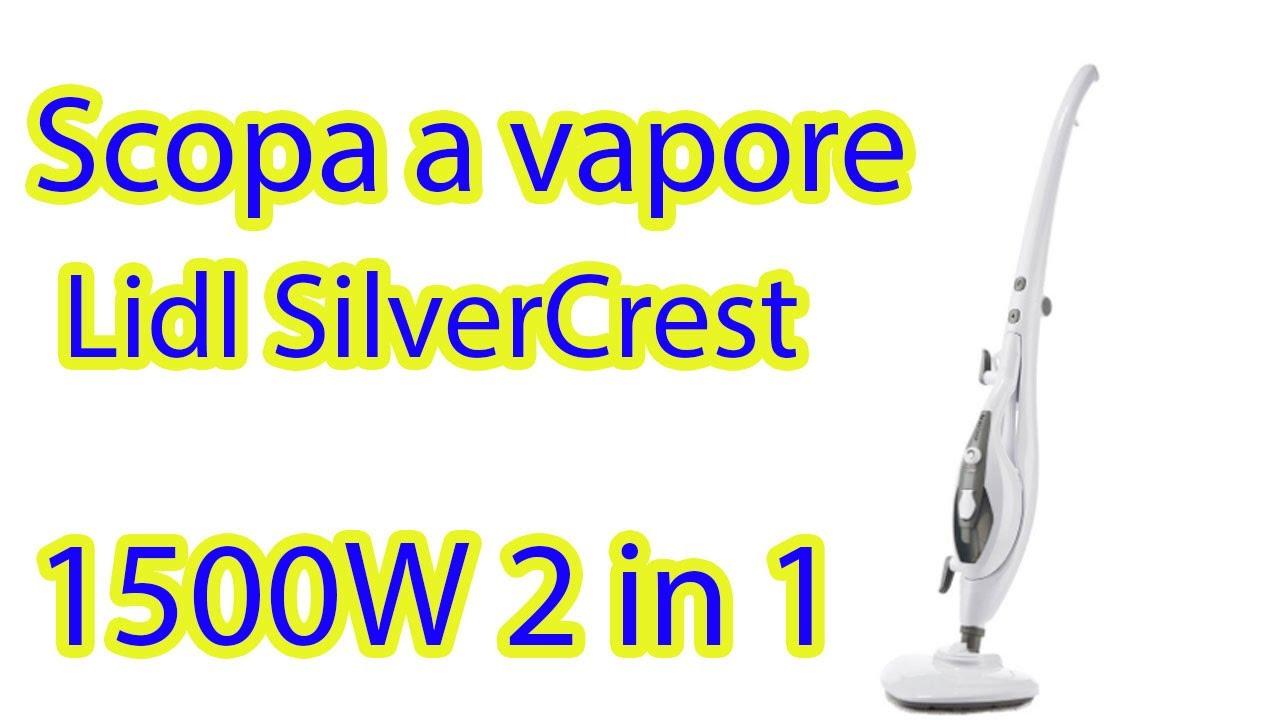 Scopa A Vapore Silvercrest Opinioni.Scopa A Vapore Vaporella 2 In 1 Silvercrest Lidl A 49