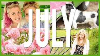 JULY   Time of The Month
