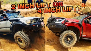 EXPOSED! Are bigger suspension lifts better? Experts show what really happens when you lift your 4WD