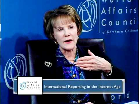 Margaret Warner on International Reporting in the Internet Age In Brief