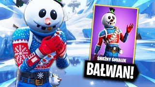"☃ The NEW BEST ""FESTIVE"" SKIN in Fortnite!"