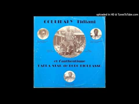 """Coulibaly Tidiani et l'authentique Dafra Star de Bobo Dioulasso """"Récital"""" (1976)"""