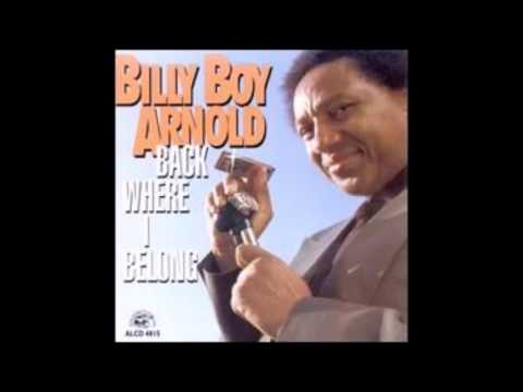 You Got Me Wrong , Billy Boy Arnold
