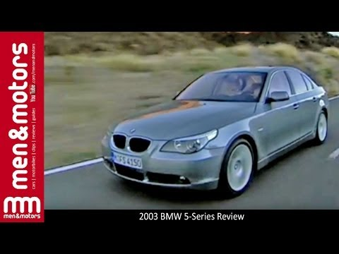 2003 BMW 5-Series Review