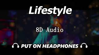 Kubi Producent - Lifestyle (8D AUDIO)