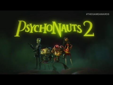 Psychonauts 2 WORLD PREMIERE