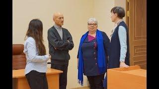 Диалоги: Интервью с заведующей кафедрой методики обучения иностранным языкам О.И. Трубициной