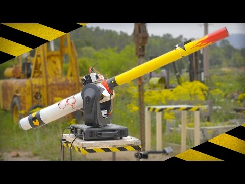 ULTIMATE POTATO GUN