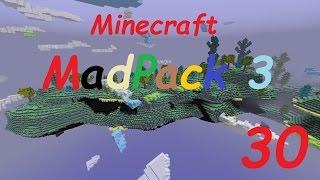 Minecraft MadPack 3 #30 Was für komische Viecher [german/deutsch]