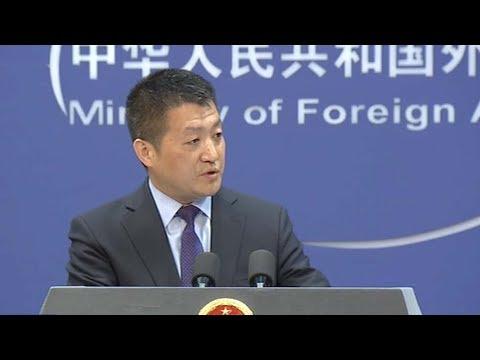 China expresses appreciation for Burkina Faso's decision