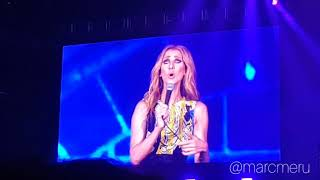 Celine Dion sings Michael Bolton's 'How Am I Supposed To Live Without You'