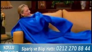 Kollu Battaniye Resmi Satış Video