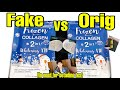 Frozen Collagen FAKE vs ORIGINAL