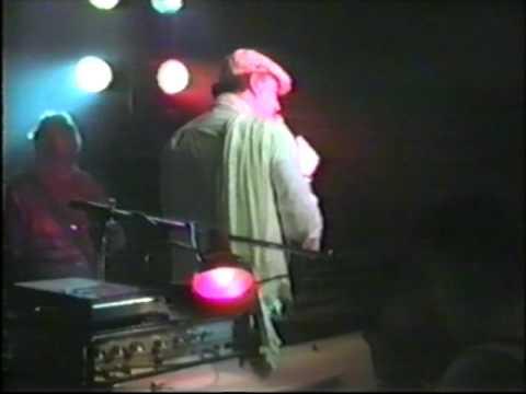 Robert Calvert live 'Telekinesis' London 11-14-86 RARE