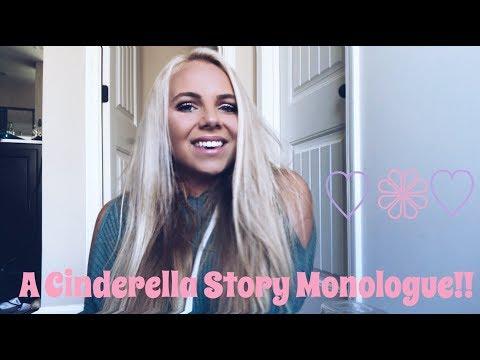 A Cinderella story : Sam monologue